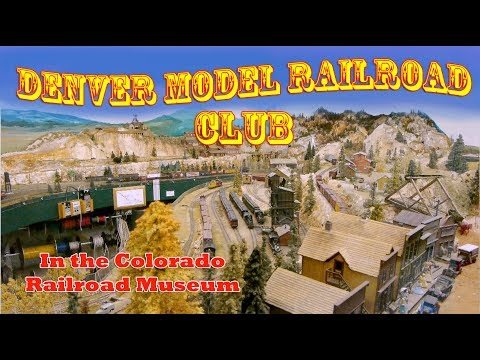 Denver HO Model Railroad Club - Colorado Railroad Museum