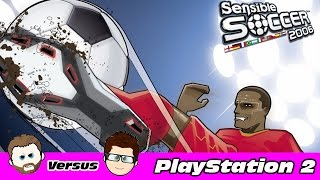 Sensible Soccer 2006 (PS2) - Jamie Vs Mark