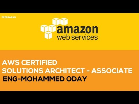 01-AWS Certified Solutions Architect - Associate