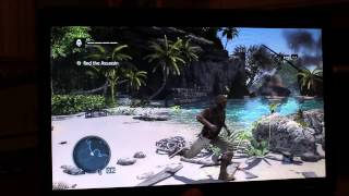 HP ZBook 17 Quadro k3100m Gaming review - Assassins Creed Black Flag