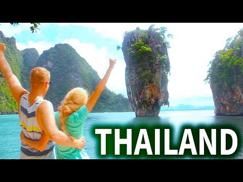 Thailand Travel Guide: Vacation Trip Things to do in Tour Vl