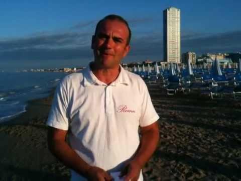 Bagno romeo spiaggia cesenatico giovedi luglio youtube