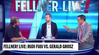 Gerald Grosz blamiert sich und vergleicht Rote mit Nazis