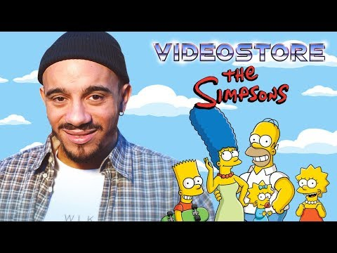 Les Simpsons ( feat. MISTER V ) - Videostore