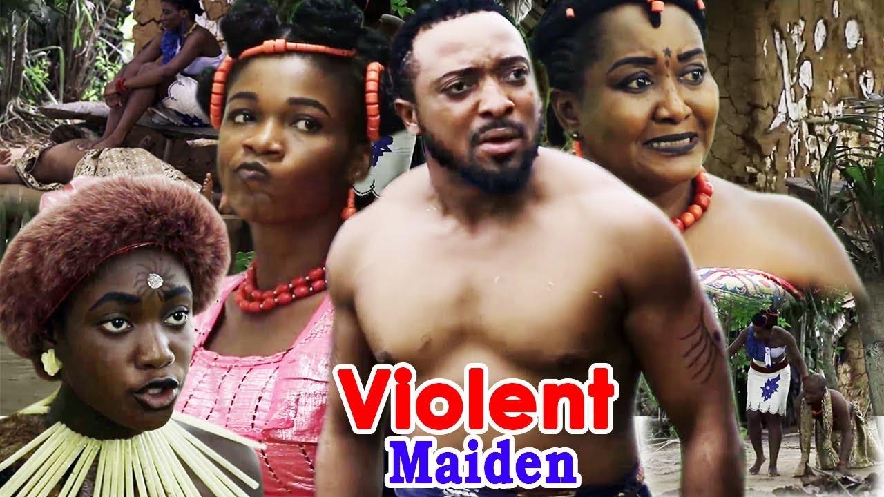 Download Violent Maiden Season 3 & 4 - 2018 Latest Nigerian Movie