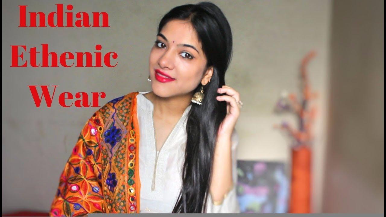[VIDEO] - Indian Traditional Suit Lookbook | Punjabi Lohri Festival Outfit Ideas 1