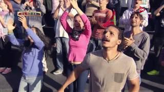 Ninja Warrior بالعربي - المتسابق المهدي الموساعيد من المغرب