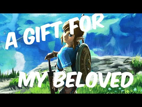 The legend of Zelda(BOTW)(A gift for my beloved Quest) - YouTube