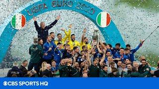 Italy Beats England in Epic Shootout to Win UEFA Euro 2020 [European Championship]