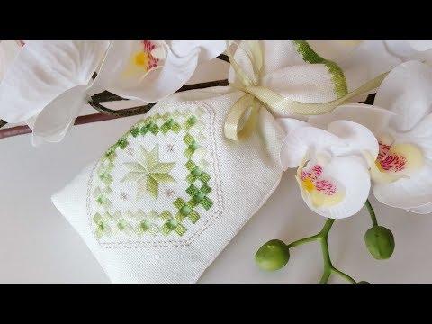 Зеленые сапоги/хардангер: СП «Вышиваем по журналам и книгам»№7