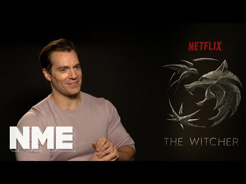 Henry Cavill | 'The Witcher' Star On His New 'Game Of Thrones'-style Netflix Epic