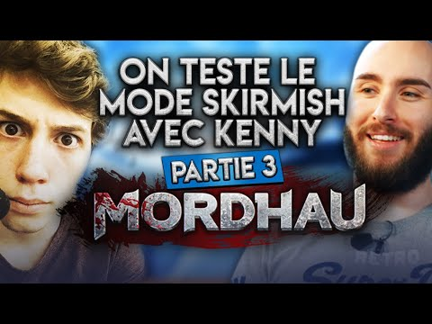 Vidéo d'Alderiate : [FR] ALDERIATE & KENNY - MORDHAU GAMEPLAY - MODE SKIRMISH