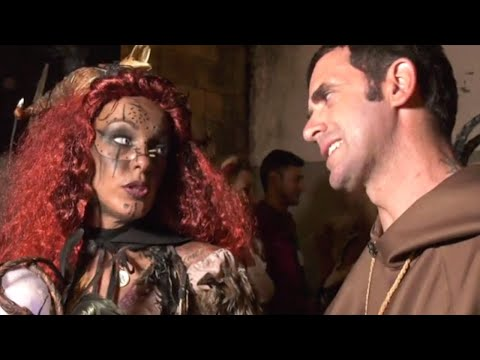 Fiesta medieval que no te puedes perder en Alanís, Sevilla