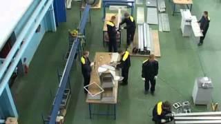 Производство воздуховодов для систем вентиляции(, 2015-06-20T19:30:55.000Z)