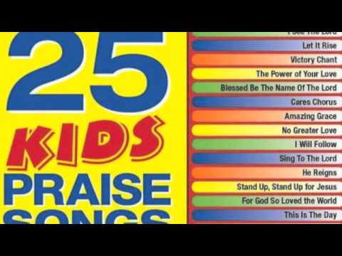 Let it Rise! Maranatha Kids-Top 25 Kids Praise Songs 2012