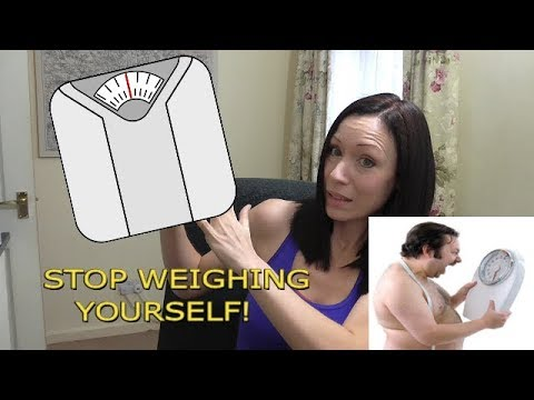 WHY YOU SHOULD NOT WEIGH YOURSELF DITCH THE SCALES