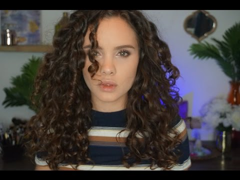 Curly Hair Routine | Curly + Wavy Hair [UPDATED]