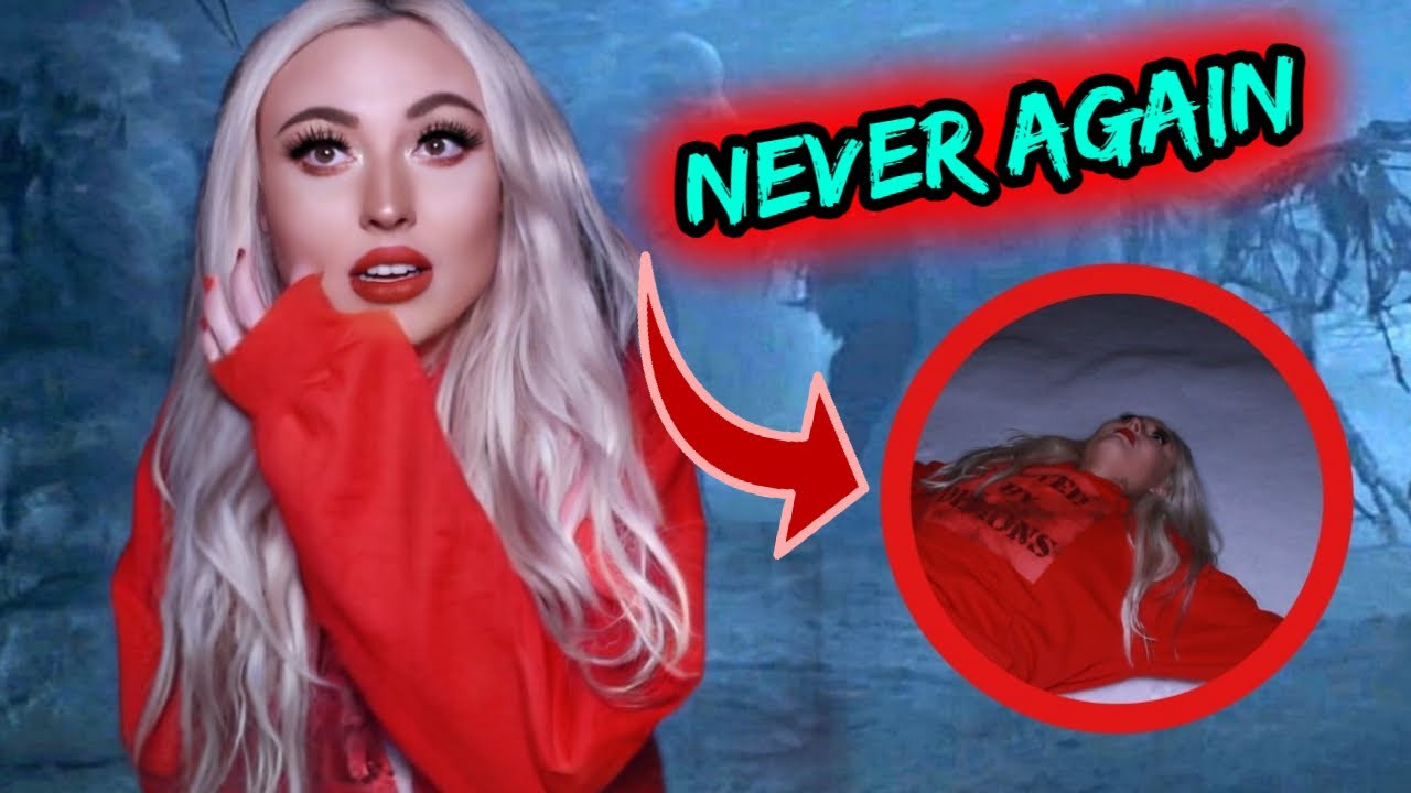 DO NOT try this at home! SCARY GAME can go VERY WRONG