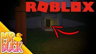 Roblox ALONE - NEW BUNKER UPDATE!
