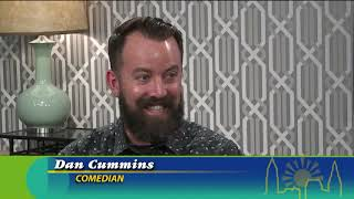 Gambar cover Comedian Dan Cummins on New Day Cleveland