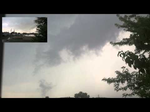 Almost A Tornado? East Palestine Oh 7/8/12