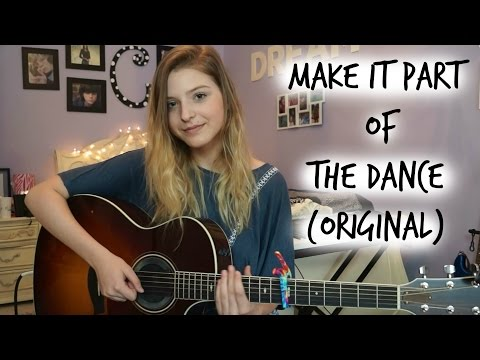 Make It Part of the Dance {original} | ON ITUNES & SPOTIFY!!! | Caroline Dare