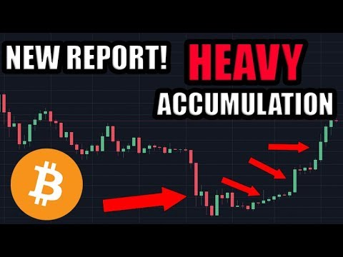 New Report: HEAVY Bitcoin Accumulation Has Happened! 'Big Money' Over Past Year! [Bull Market]
