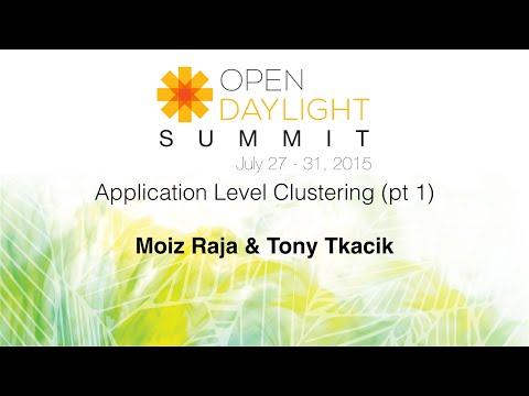 Application Level Clustering (pt 1)