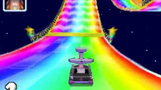 Mario Kart DS: Rainbow Road