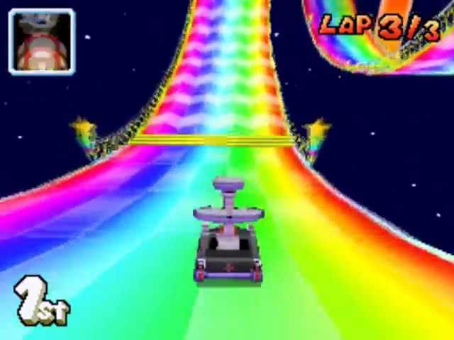 Mario Kart S Rainbow Roads Ranked Royals Review