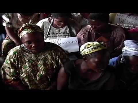 Ebola: The world