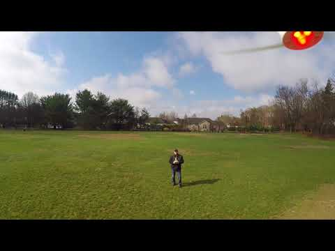 Autel Xstar Prototype  GoPro Model 042818  1st Flight for me GoPro Hero 4 Black on board