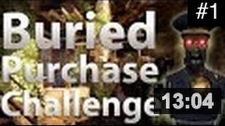 "Buried: No Purchase Challenge (Part 1) - ""Black Ops 2 Zombies"""