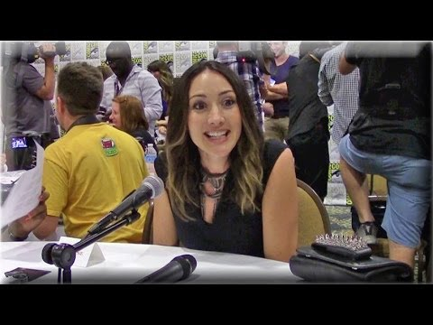 Bree Turner - Rosalee's Past & The Wedding - Grimm Season 3