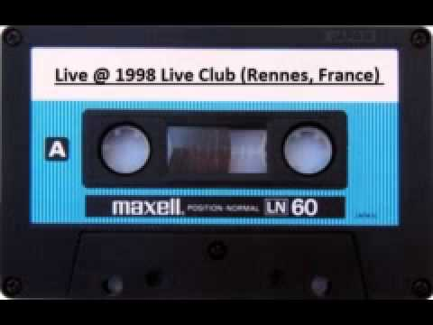 Live 1998 Live Club Rennes, France
