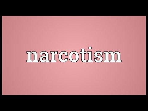 Header of narcotism