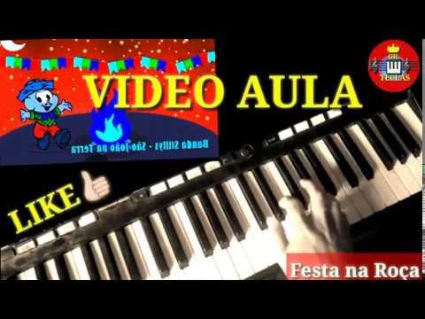 Video Aula Festa Na Roca Mastruz Com Leite No Teclado Youtube