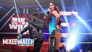 R-Truth & Carmella engage in a WWE MMC Rap Battle with Jimmy & Naomi