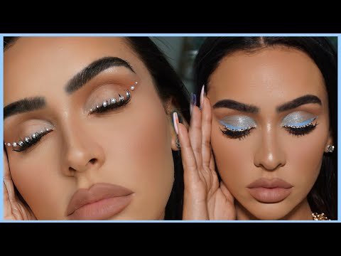 PEARLS & CHAINS⛓ EYELINER TUTORIAL | MADDY/EUPHORIA INSPIRED! thumbnail