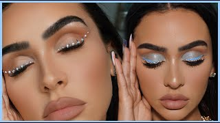 Download PEARLS & CHAINS⛓ EYELINER TUTORIAL | MADDY/EUPHORIA INSPIRED! Mp3 and Videos