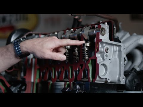 High Performance Engines and Motor Oil with Zinc