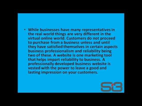 Business Website Design And Development Dubai