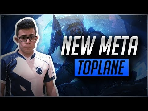TF Blade | Creating new toplane meta