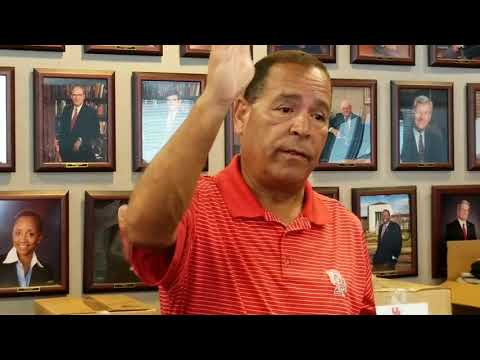 """Kelvin Sampson: """"We're going to be able to help a lot of people."""""""