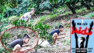 Bờm | Nam Ok Bắt Quả Tang Bờm Vlogs Trốn Ra Sau Núi Dùng Hàng C.Ấ.M