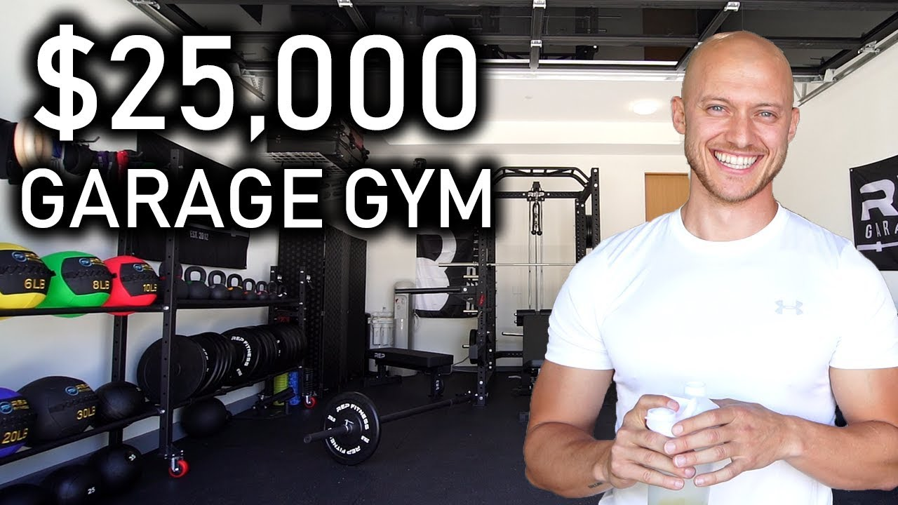 My garage gym portail rrsstq