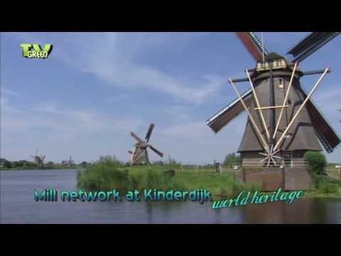 Molens van Kinderdijk Mill network - World Heritage