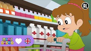 Supermarket   Children's songs   Nursery rhymes   Kids dance songs by Minidisco