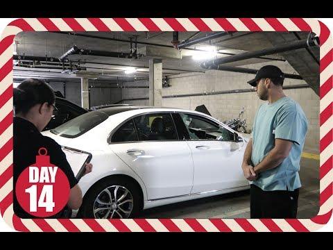 SOMEONE BROKE INTO MY CAR! CAUGHT ON CAMERA | Vlogmas Day 14