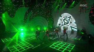 MBLAQ - Again, ??? - ??, Music Core 20110319 MP3